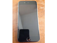 Apple iPhone 6 Unlocked 64GB faulty Touch ID