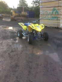 Ltz 400 quad road legal , Suzuki 400