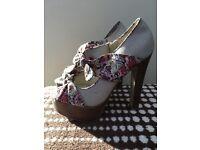 Love label heels