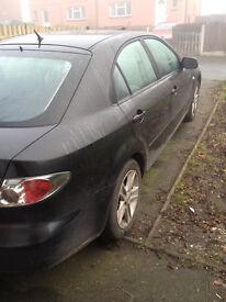 Mazda 6 TS diesel