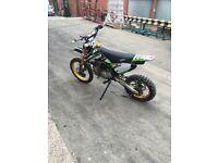 Pit bike 160cc