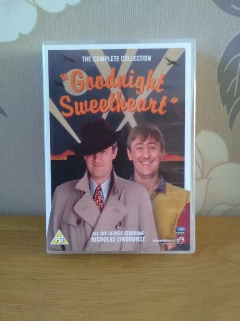 GOODNIGHT SWEETHEART complete 6 series dvd set