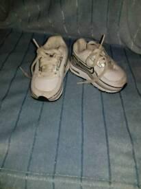 Size 3 baby shoe bundle