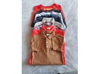 BOY'S DESIGNER CLOTHES AGE 5-6 YEARS