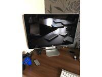 """Apple 24"""" flat panel LED Cinema Display"""