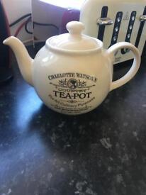 Charlotte Watson Teapot