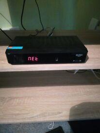 Bush smart Freeview HD recorder box