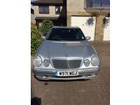 Classic Mercedes E240 elegance 4 door saloon for sale