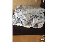 Baby boy bedding bundle - Free