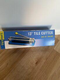 "Tilemate 13"" tile cutter"