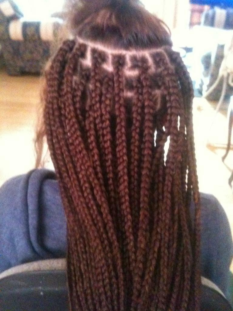 Yarn Braids vs Box Braids Box Braid Yarn Twist