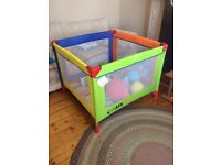 iSafe Colourful Playpen