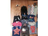 Boys 12-18month clothing bundle