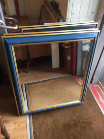 Mirror , size W 30 in H 36 in