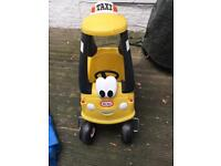 Free Little Tikes Cab