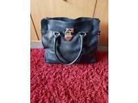 Genuine Michael kors black bag