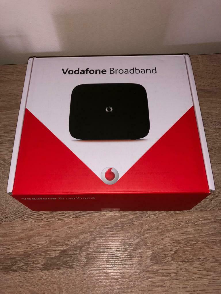 Vodafone Broadband Router (Brand New) | in West Bromwich, West Midlands |  Gumtree