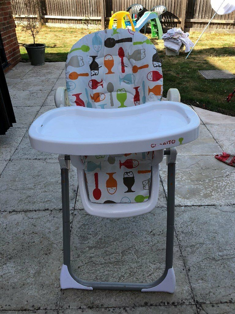 03a242931413 Cosatto Noodle Highchair For Sale
