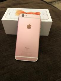 iPhone 6s. 64gb. Rose Gold.