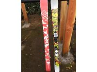 Skis and bindings for sale - several sets