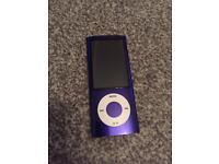 iPod nano 16GB 5th gen in excellent condition