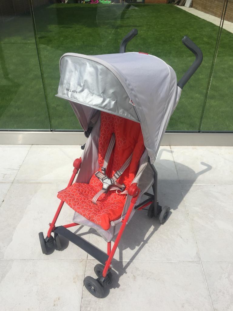 Maclaren Mark Ii Pushchair Lightest Model Umbrella Fold In