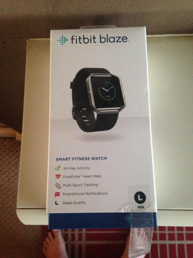 Fitbit blaze 2