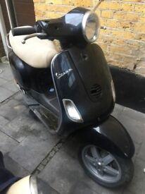 2005 Vespa Lx 50cc For Parts Or Repair £249