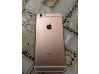 UNLOCKED IPHONE 6S ROSE GOLD 64GB WITH ORIGINAL BOX