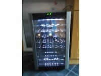 Samsung wine chiller, good condition , variable temperature control settings