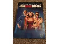 Big Bang Theory Seasons 1-7 DVD