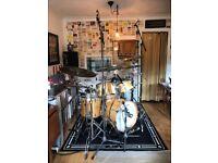 Drummer seeks great musicians for online recording - Folk / Rock ?