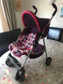 Children's 'Mamas & Papas' play pram