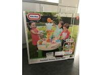 Little Tikes Fountain Factory Water Table *BRAND NEW IN BOX*