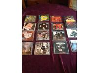 Indie, dance, rock, britpop CDs & Dvds £1.50 each or 10 for £10 (not vinyl)