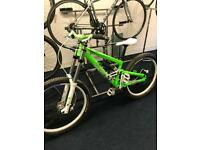Scott voltage downhill freeride mountain bike