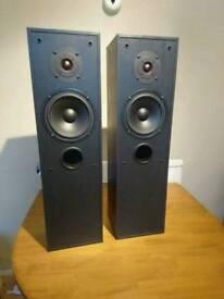 Acoustic Solutions DS 1000 MKII floorstanding speakers