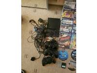 SONY PS2 PLAYSTATION 2 GAMES CONTROLLERS