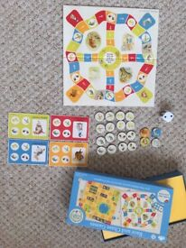 Peter Rabbit 'Race and Chase' games (x 2)