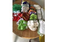 Reusable nappy bundle