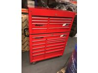 Snap On Toolbox 40 inch top + bottom