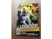 Star Wars graphic comic novel