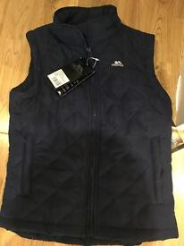 Brand new with ticket boys trespass quilted body warmer age 9-10 years. £8