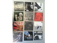 "Job Lot of 61 Rare Hardcore Skate Punk 7"" Vinyl Limited Editions Mint Condition"