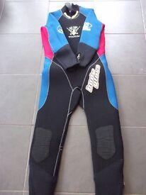 Body Glove Explorer Titanium 6.5mm wetsuit