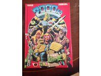 2000 AD Comic Annual 1982