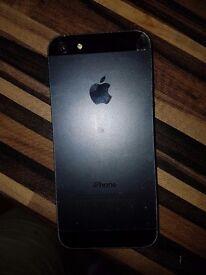 Black iPhone 5 £65
