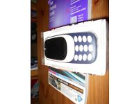 THE ALL NEW NOKIA 3310 NEW IN THE BOX SIM FREE