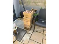 Concrete screen blocks / decorative bricks