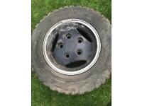 Trailer space wheel ask size not free